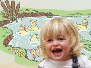 طراحی و تزیین اتاق کودک