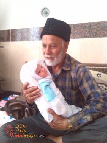 اولین دیدار با حاج بابا