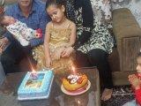 روز تولد ابجی علی کوچولو