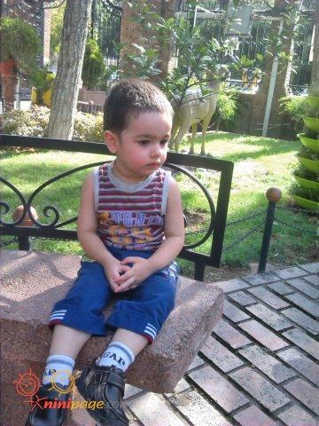 اهورا و یک تابستان گرم در موزه هفت چنار