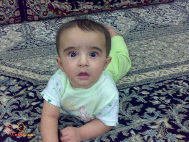 پسرم 6 ماهش بود