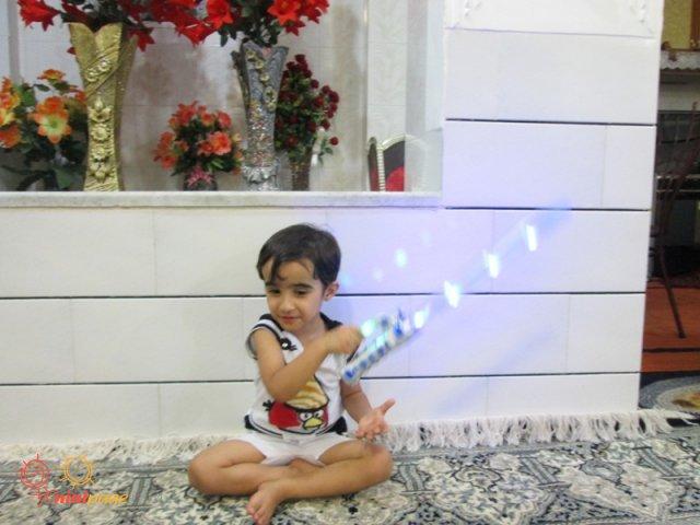 علی شمشیر جادویی خریده