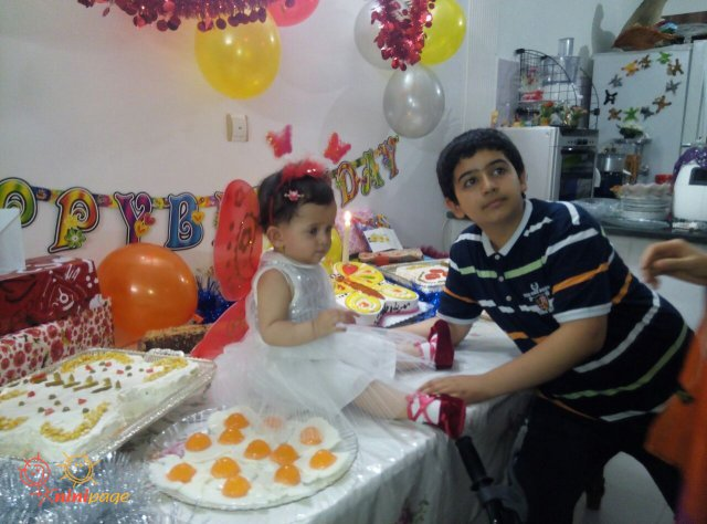 علی و تولد خواهرش مهریماه