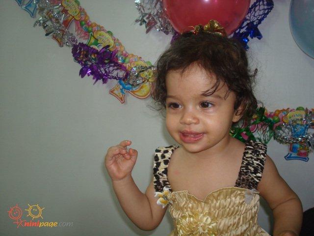 تولد 1 سالگی بهار خانوم مبارک