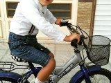 دوچرخه سواری تابستون