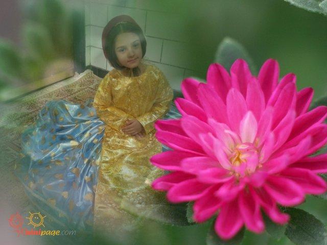 عکس یاسمین دختر خاله