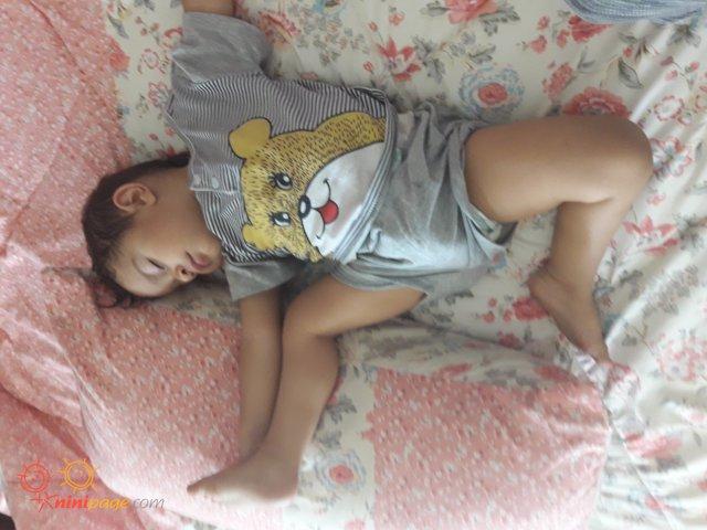 فرهام در خواب