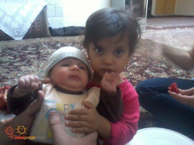 فاطمه بابا پسر عمه اش امیر محمد