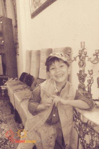 شیرمرد کوچکم ایلیا