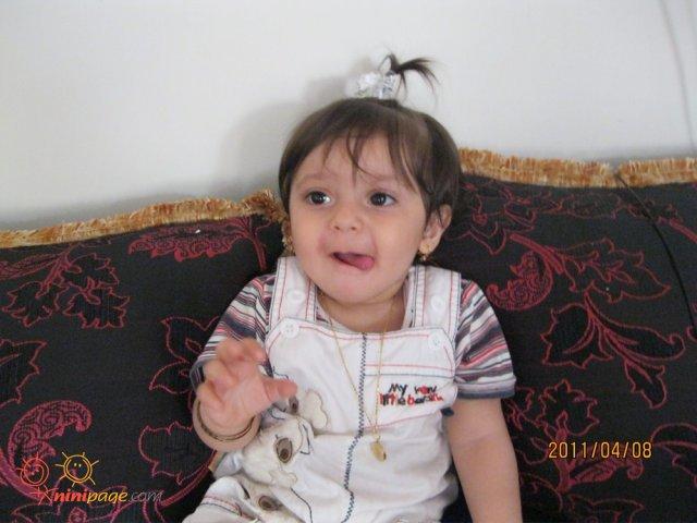 آنیسای یک ساله