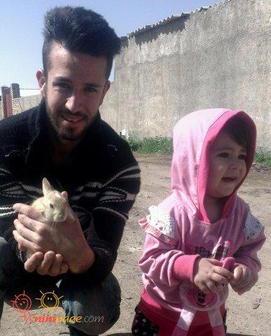 پرينازو خرگوش کوچولو