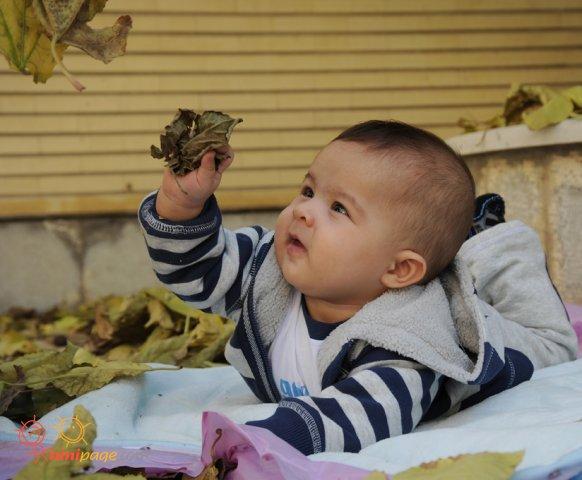 اولین پاییز زندگی پارسا