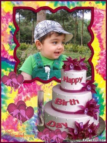 تولدت مبارک........