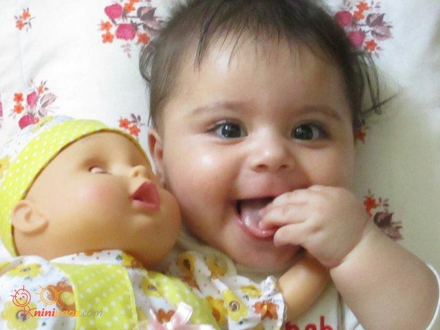 عروسک بازی دختر گلم