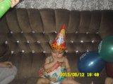 تولد یک سالگی مرسانا