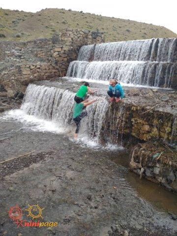 آبشار نوردی