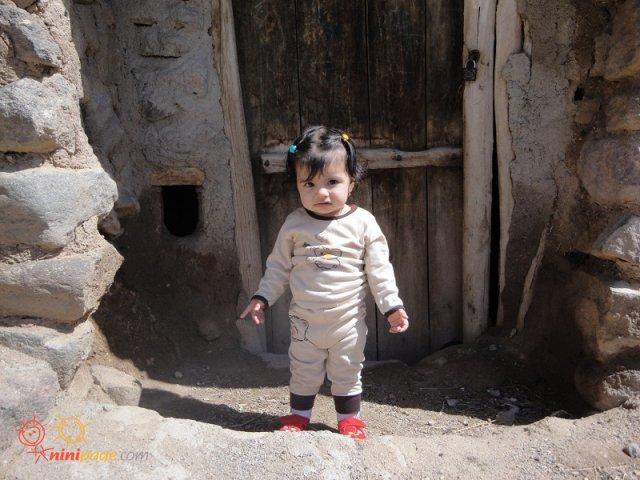یسنا در روستای کندوان