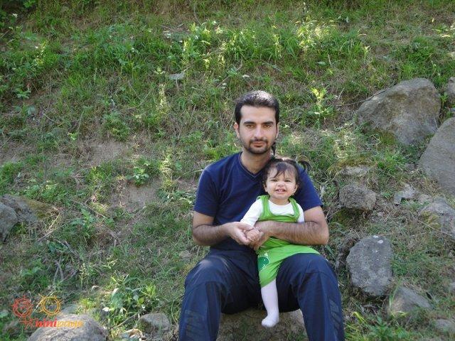 یسنا و بابا جونش