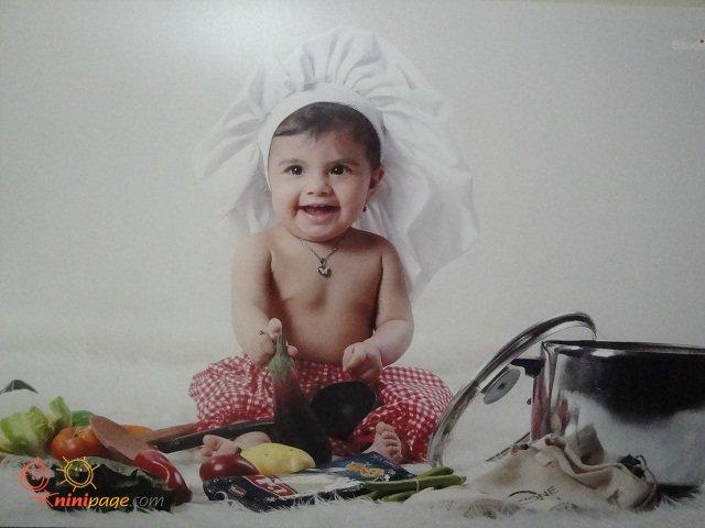 آشپز کوچولوی من...