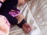 هلنا وقتی خوابه