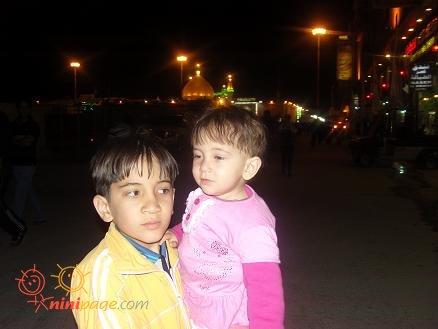ضحی و محمد (طاها)